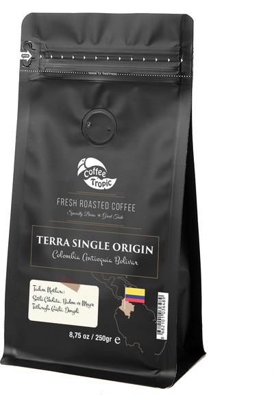 Coffeetropic Terra Single Origin Colombia Antioquia Bolivar 250 Gr