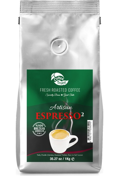 Coffeetropic Artisan Espresso Blend No.2 1 Kg