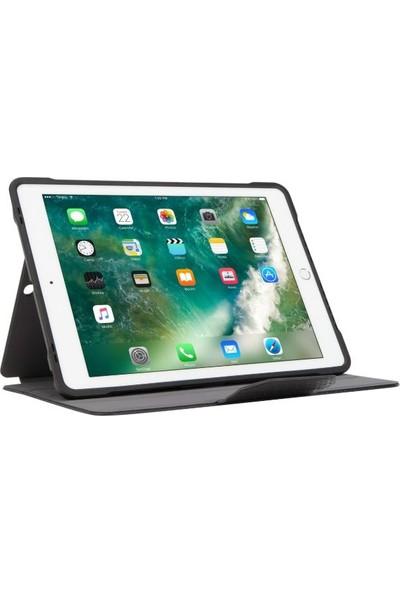 "Targus THZ736GL 9.7"" iPad 6. Nesil (2018) 5. Nesil (2017), iPad Pro, iPad Air 2 ve iPad Air Kılıf - Siyah"