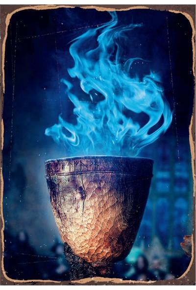 Marple's Harry Potter Ateş Kadehi Poster