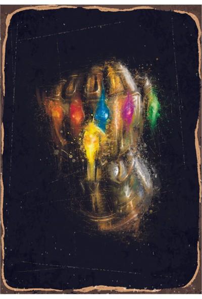 Marple's Avengers Endgame Poster