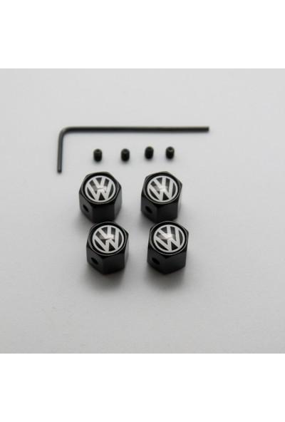 Ripido Volkswagen Sibop Kapağı Alyanlı Model Siyah Renk Çalınmaya Karşı Güvenli