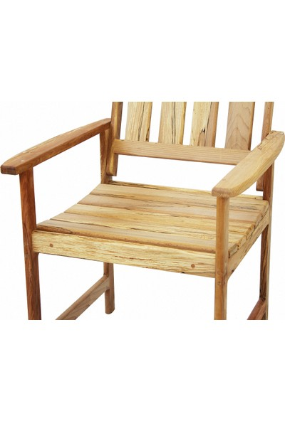 Troyida Hector Cafe Balkon Bahçe Sandalyesi