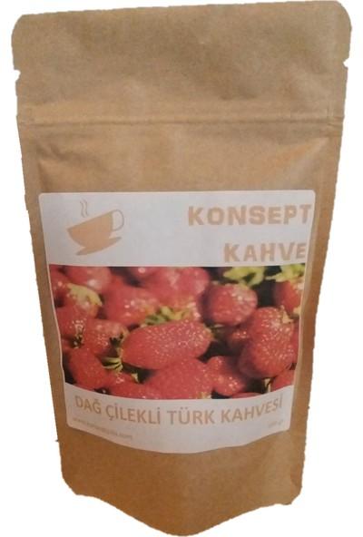 Konsept Dağ Çilekli Türk Kahvesi 100 gr