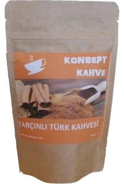 Konsept Tarçınlı Türk Kahvesi 100 gr
