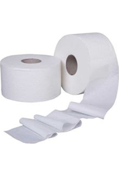 Tivall Mini Jumbo Tuvalet Kağıdı 2,5 kg Selüloz 12'li