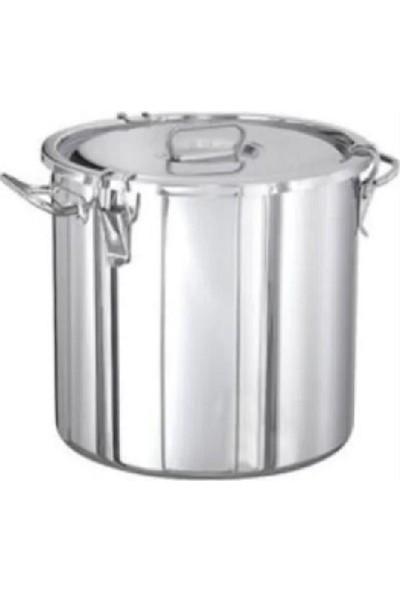 Tabansız Kapaklı Yemek Taşıma Kabı 40 X 40 cm