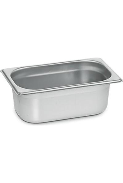 Kapp Gastronomik Küvet 1/4-150
