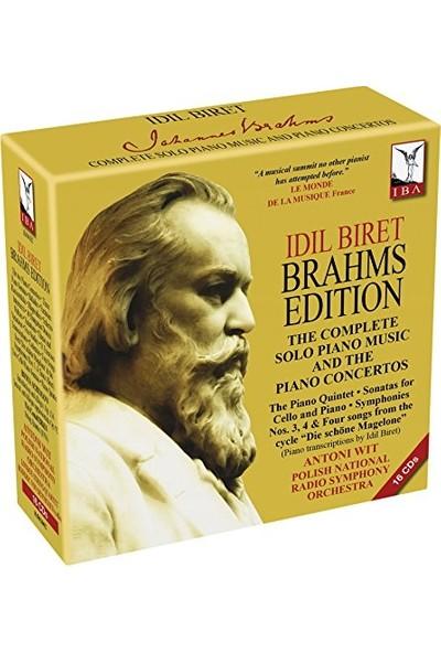 İdil Biret Brahms Edition - CD