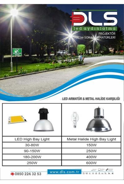 DLS Sokak Armatürü LED Sokak Lambası 40 W 5 ADET