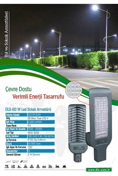 DLS Sokak Armatürü LED Sokak Lambası 60 W 5 ADET