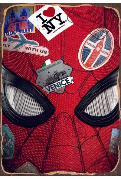 Marple's Spiderman Poster