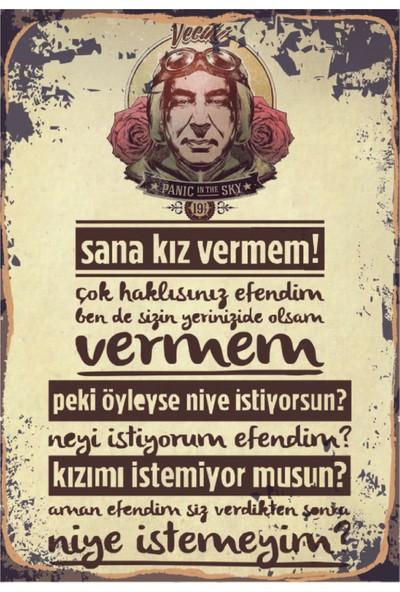 Marple's Vecihi Poster