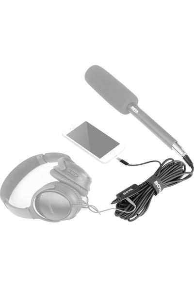 Boya By-Bca7 Xlr Mikrofon Iphone Bağlantı Kablosu
