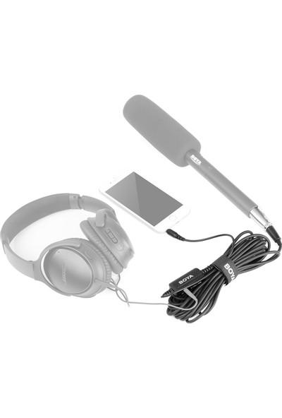 Boya By-Bca6 Xlr Mikrofon Telefon Bağlantı Kablosu