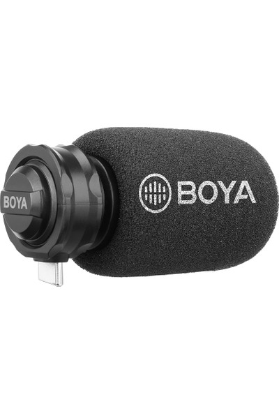Boya BY-DM100 Type-C Girişli Telefon Mikrofonu