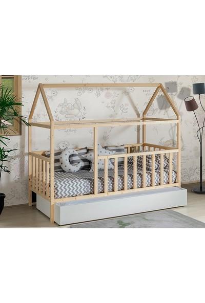Yıldız Mobilya Montessori Yavrulu Yatak