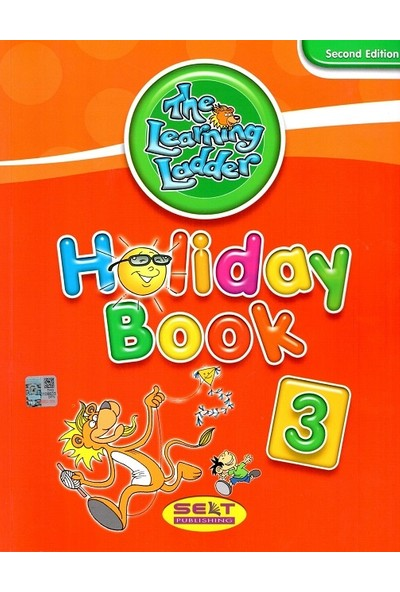 Selt Publishing The Learning Ladder 3 Holiday Book + CD Second Edition