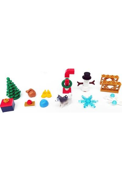 LEGO Xtra 40368 Xmas Aksesuarları