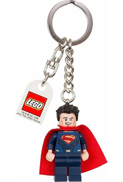 LEGO Super Heroes 853590 Superman Anahtarlık