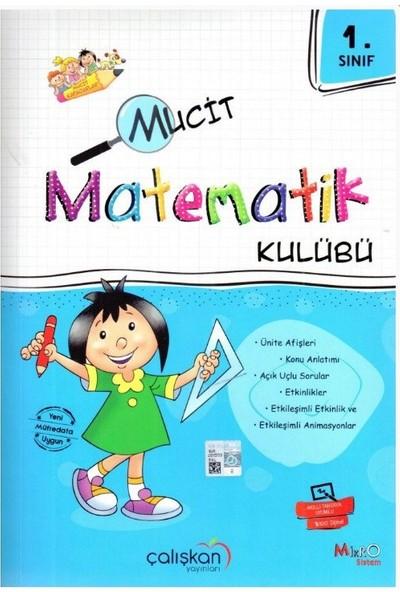 Çalışkan Yayınları 1. Sınıf Mucit Defter Matematik Kulübü