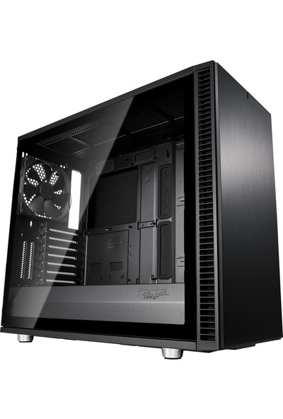 Fractal Design Define S2 Dark ATX Bilgisayar Kasası FD-CA-DEF-S2-BK-TGL