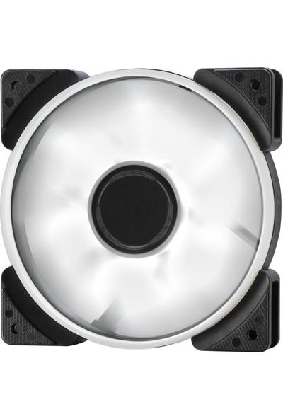 Fractal Design Prisma Sl-12 Ledli Kasa Fanı 12cm FD-FAN-PRI-SL12-WT