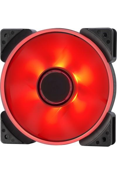Fractal Design Prisma Sl-12 Ledli Kasa Fanı 12cm FD-FAN-PRI-SL12-RD