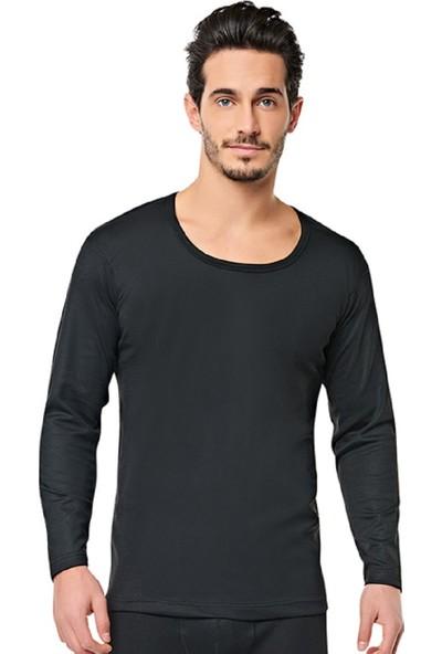 Tutku Erkek Termal Iç Giyim Siyah