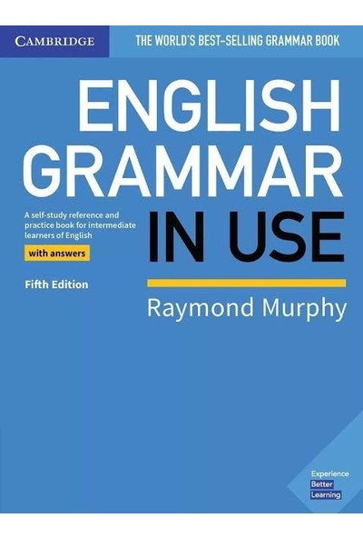 Cambridge University Press English Grammar In Use With Answers 5th