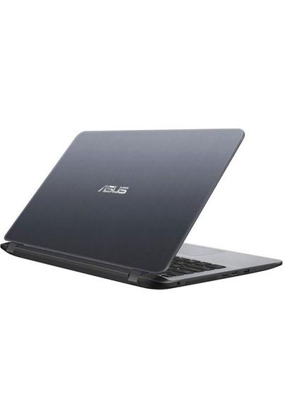 """Asus X407UB-BV009T Intel Core I5 7200U 8gb 256GB SSD Geforce MX110 Windows 10 Home 14"""" Taşınabilir Bilgisayar"""