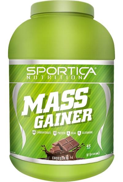 Sportica Nutrition Mass Gainer 4500 gr