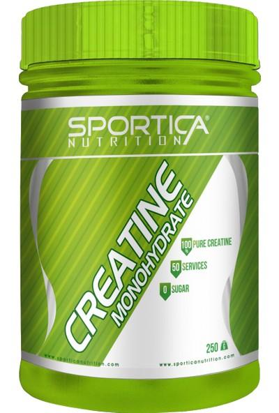 Sportica Nutrition Creatine 250 gr