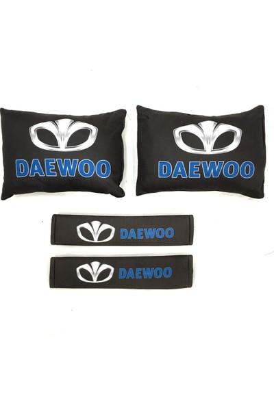 Oto Aksesuarcım Daewoo Boyun Yastık Seti