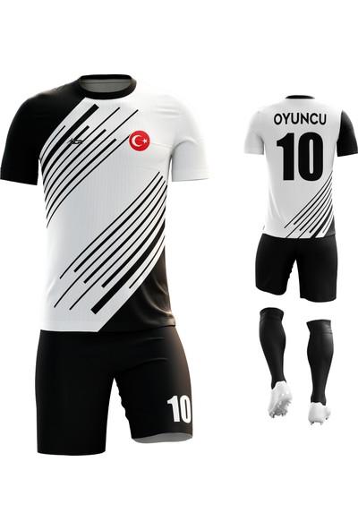 Acr Giyim Rüzgar Kişiye Özel Futbol Forması Takımı