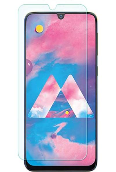 Microcase Samsung Galaxy A40s Tempered Glass Cam Ekran Koruyucu