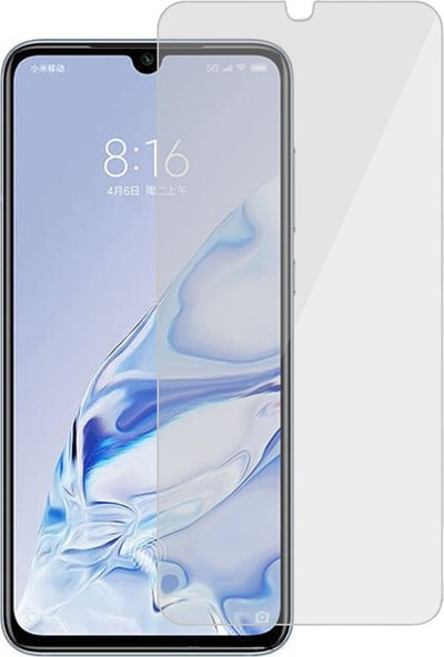 Microcase Xiaomi Mi 9 Pro Tempered Glass Cam Ekran Koruyucu