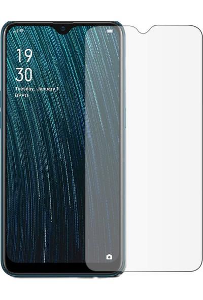 Microcase Oppo A5s Tempered Glass Cam Ekran Koruyucu