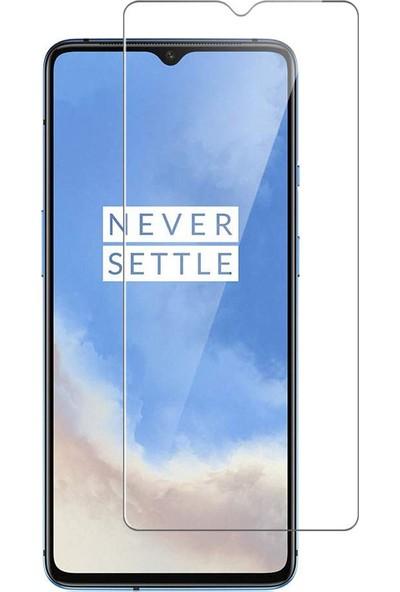 Microcase OnePlus 7T Tempered Glass Cam Ekran Koruyucu