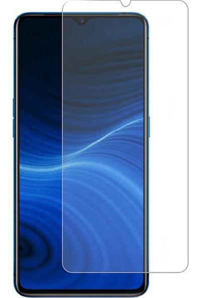 Microcase Realme X2 Pro Tempered Glass Cam Ekran Koruyucu