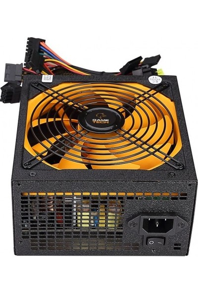 Gametech GTP-800 800W 80+ Gold 14 cm Sessiz Fanlı Power Supply Pc Güç Kaynağı