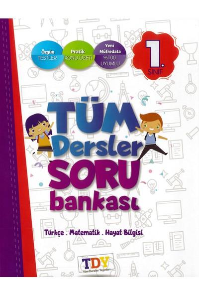 Tüm Dersler Yayınları 1. Sınıf Tüm Dersler Soru Bankası