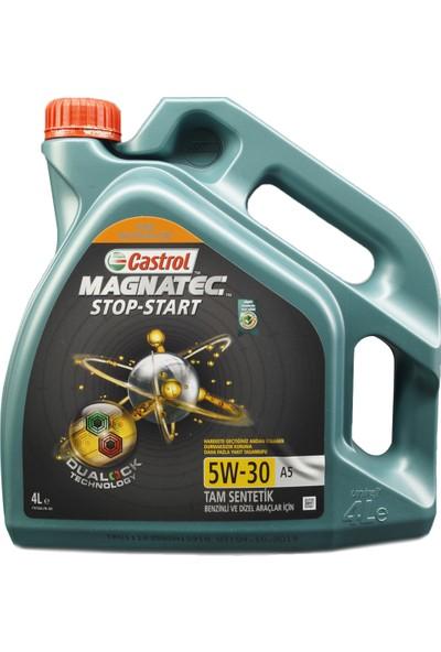 Castrol Magnatec Stop-Start 5W-30 A5 4 Litre (Üretim Yılı: 2020)