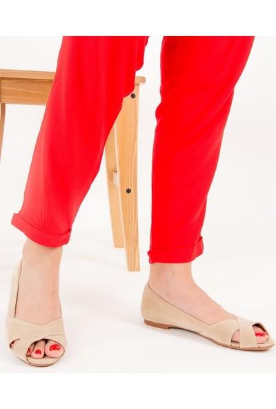 Fox Shoes Ten Kadın Sandalet B726109902