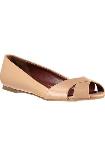 Fox Shoes Ten Kadın Sandalet 9726109909