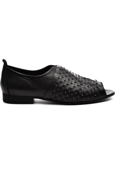 Greyder 53553 Hakiki Deri Kadın Günlük Ayakkabısı