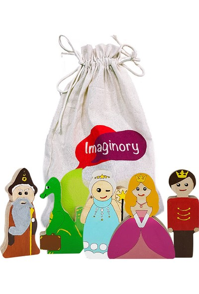 Alice & Grace Imaginory İçerik Paketi - Masal Teması
