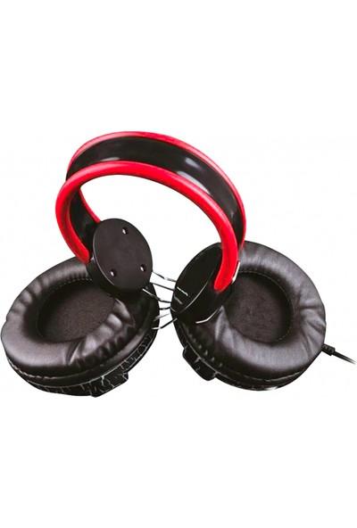 C-940 Pro Aydınlatmalı Oyuncu Kulaklığı Mikrofonlu
