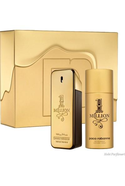 Paco Rabanne One Mıllıon Edt 100 ml & One Mıllıon Deodorant 150 ml