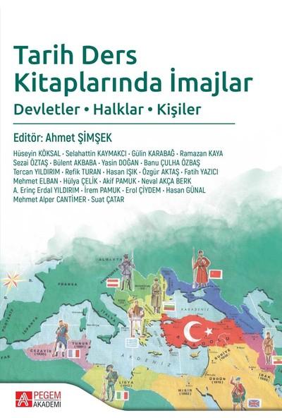 Tarih Ders Kitaplarında İmajlar - Ahmet Şimşek